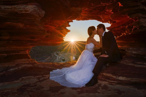 kalbarri-natures-window-bride-and-groom-wedding-western-australia